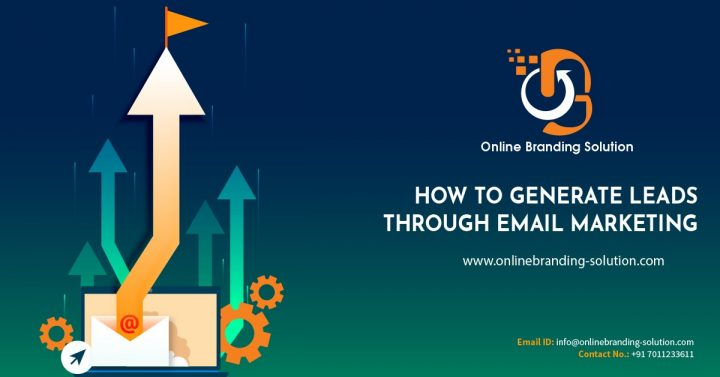 How To Generate Leads Through Email Marketing?