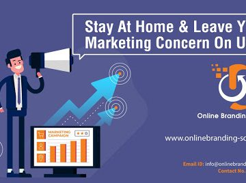 Stay At Home & Leave Your Marketing Concern On Us