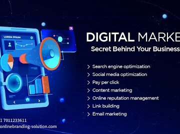 Digital Marketing - Secret Behind Your Business Success
