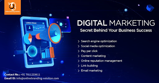 Digital Marketing – Secret Behind Your Business Success