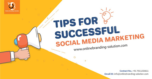 TIPS FOR SUCCESSFUL SOCIAL MEDIA MARKETING