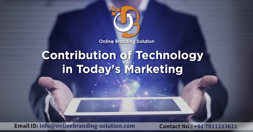 Contribution of Technology in Modern Marketing