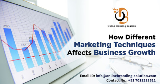 How Different Marketing Techniques Affects Business Growth?