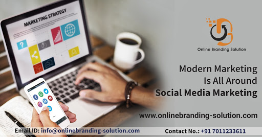 Modern Marketing Is All About Social Media Marketing