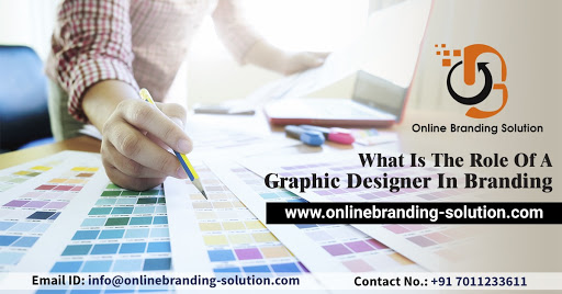 WHAT IS THE ROLE OF A GRAPHIC DESIGNER IN BRANDING?