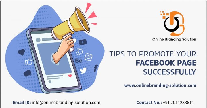 How To Promote Facebook Page Successfully ?